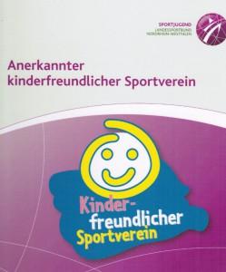 Kinderfreundlicher Verein klein