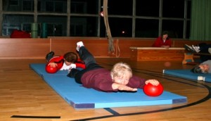 Wirbelsäulengymnastik1
