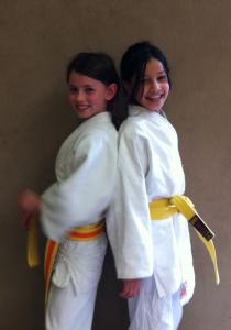 Hanna Trent und Jasmin Habieb