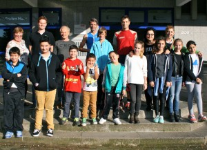 Hochhausmarathon-Trainingsgruppe
