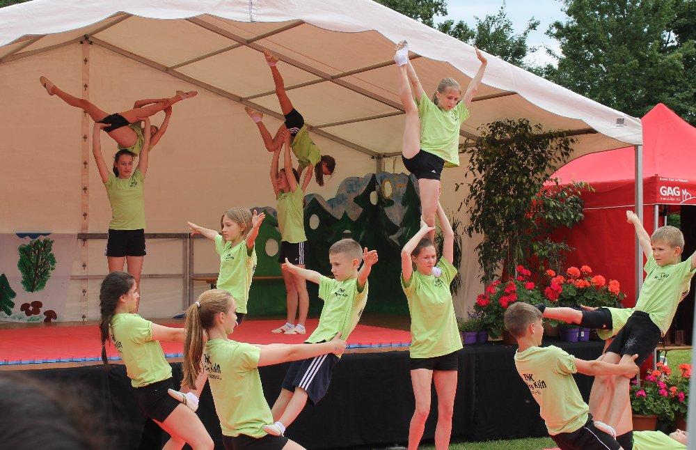 Sommerliche Akrobatik homepage
