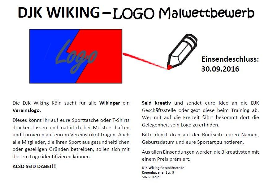 DJKWiking-Logo-Wettbewerb