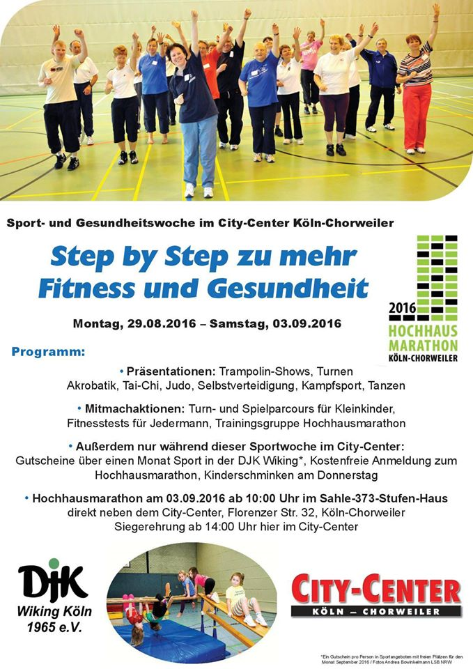 Sportwoche2016_City-Center-Chorweiler