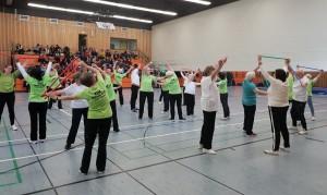 Seniorinnen-Gymnastik
