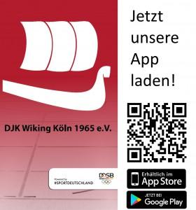 App-Werbetafel