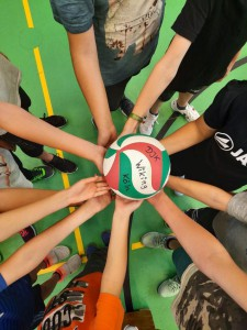 DJKWiking-Volleyball-Gruppe