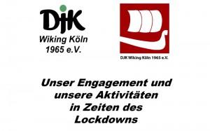 Lockdown-Aktivitäten